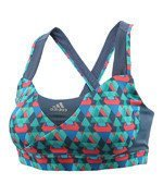 biustonosz do biegania ADIDAS GT SUPERNOVA GRAPHIC BRA / AI3191