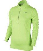 bluza do biegania damska NIKE ELEMENT HALF ZIP / 685910-342