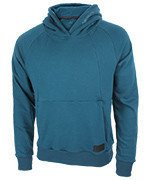 bluza do biegania męska NEWLINE BLACK HOODIE / 78306-190
