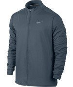 bluza do biegania męska NIKE DRI-FIT THERMAL FULL ZIP / 683582-460