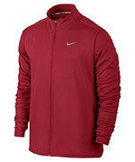 bluza do biegania męska NIKE DRI-FIT THERMAL FULL ZIP / 683582-657