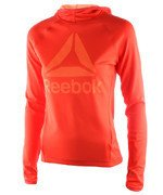 bluza sportowa damska REEBOK WORKOUT READY GRAPHIC HOODIE / S95457