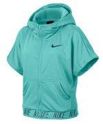 bluza sportowa dziewczęca NIKE DRY TRAINING HOODIE / 859966-446