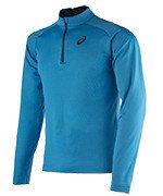 bluza sportowa męska ASICS 1/2 ZIP WINTER TOP / 134699-0823