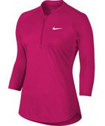 bluza tenisowa damska NIKE COURT DRY PURE TENNIS TOP / 799447-675