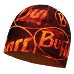 czapka do biegania BUFF MICROFIBER & POLAR HAT / 113179.211.10