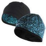 czapka do biegania damska dwustronna NIKE WOMEN'S RUN LOTUS BEANIE / 800690-407