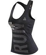 koszulka do biegania damska REEBOK ONE SERIES ACTIVCHILL SINGLET / BK1182