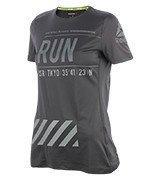 koszulka do biegania damska REEBOK ONE SERIES SHORT SLEEVE TEE / BK1189