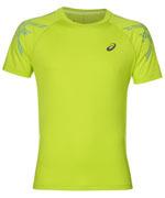 koszulka do biegania męska ASICS SHORT SLEEVE STRIPE TOP / 141199-0432