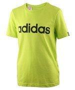 koszulka sportowa chłopięca ADIDAS ESSENTIALS LOGO TEE / AB5821