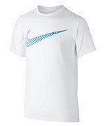koszulka sportowa chłopięca NIKE LEG TRAINING CAT HOOK TEE / 807324-100