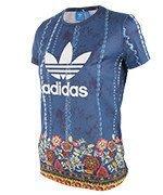 koszulka sportowa damska ADIDAS CIRANDEIRA TEE / AY6900