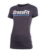 koszulka sportowa damska REEBOK CROSSFIT GRAPHIC SHORT SLEEVE TEE FORGING ELITE FITNESS / BJ9283