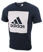 koszulka sportowa męska ADIDAS ESSENTIAL BIGLOGO TEE / S98726