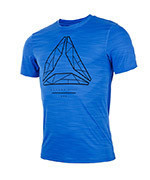 koszulka sportowa męska REEBOK WORKOUT READY ACTIVCHILL TECH TOP / BQ9132