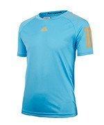 koszulka tenisowa chłopięca ADIDAS BARRICADE TEE / BJ8228