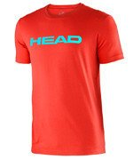 koszulka tenisowa chłopięca HEAD IVAN T-SHIRT / 816123 FLAQ