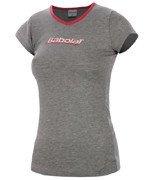 koszulka tenisowa damska BABOLAT TRAINING BASIC / 41F1472-107