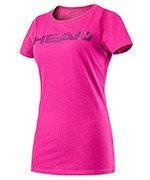 koszulka tenisowa damska HEAD TRANSITION LUCY T-SHIRT / 814576 MAPU