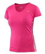 koszulka tenisowa damska HEAD VISION BEE T-SHIRT BASIC / 814336 PK