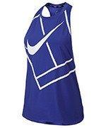 koszulka tenisowa damska NIKE TANK BASELINE / 831195-452