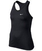 koszulka tenisowa dziewczęca NIKE ADVANTAGE COURT TANK / 637432-010