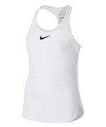 koszulka tenisowa dziewczęca NIKE SLAM TANK / 724715-100