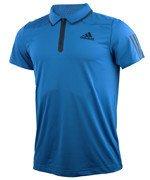 koszulka tenisowa męska ADIDAS BARRICADE POLO / AJ1523