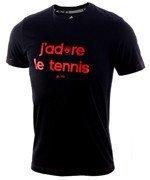 koszulka tenisowa męska ADIDAS ROLAND GARROS Y-3 EVENT TEE / AI1155