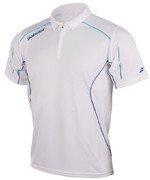 koszulka tenisowa męska BABOLAT POLO MATCH CORE / 40S1410-101