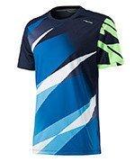koszulka tenisowa męska HEAD VISION GRAPHIC SHIRT / 811227 NV