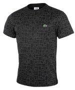 koszulka tenisowa męska LACOSTE T-SHIRT / TH7454 258