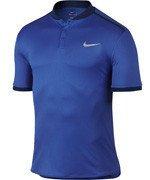 koszulka tenisowa męska NIKE ADVANTAGE POLO SOLID / 729384-439