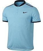 koszulka tenisowa męska NIKE ADVANTAGE POLO SOLID / 830839-432