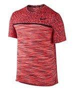 koszulka tenisowa męska NIKE COURT DRY CHALLENGER TOP SHORT SLEEVE / 830907-653