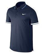 koszulka tenisowa męska NIKE COURT POLO / 644776-414