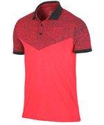 koszulka tenisowa męska NIKE DRI-FIT TOUCH POLO / 621051-646