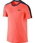 koszulka tenisowa męska NIKE TEAM COURT CREW / 644784-890