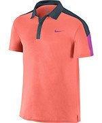 koszulka tenisowa męska NIKE TEAM COURT POLO / 644788-890