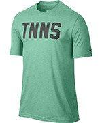 koszulka tenisowa męska NIKE TNNS TEE / 611793-385