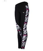 legginsy damskie PUMA CLASH TIGHT / 515124-01