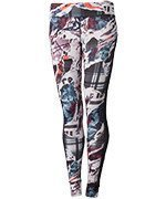 legginsy damskie REEBOK GARDEN REBEL TIGHT / B45265