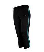 legginsy do biegania damskie ADIDAS RESPONSE 3/4 TIGHTS / S98119