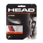 naciąg tenisowy HEAD LYNX 12M red / 281784 RD
