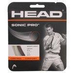 naciąg tenisowy HEAD SONIC PRO WHITE 12 m / TNH-005