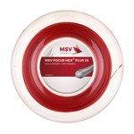 naciąg tenisowy MSV FOCUS HEX PLUS38 200M RED