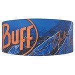 opaska do biegania BUFF HEADBAND BUFF ANTON BLUE INK / 111631.752