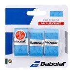 owijka tenisowa BABOLAT X3 PRO TEAM SILKPOWDER blue / 653042-136