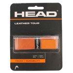 owijka tenisowa podstawowa HEAD LEATHER TOUR (skóra)